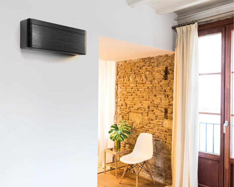 Klimaanlage für den Wohnraum