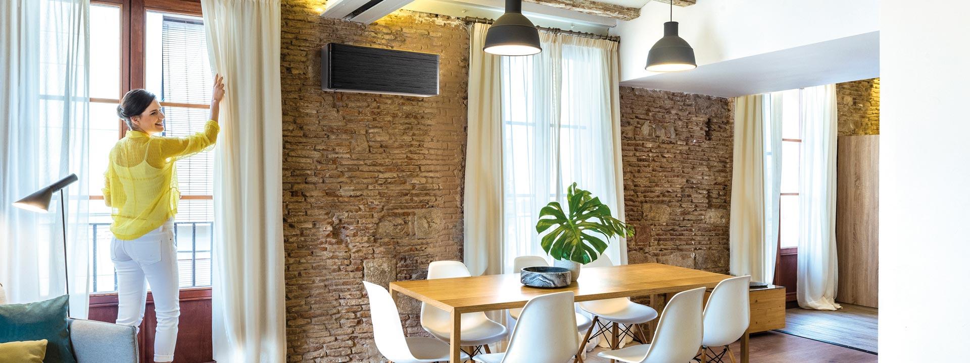 Klimaanlage für die Wohnung